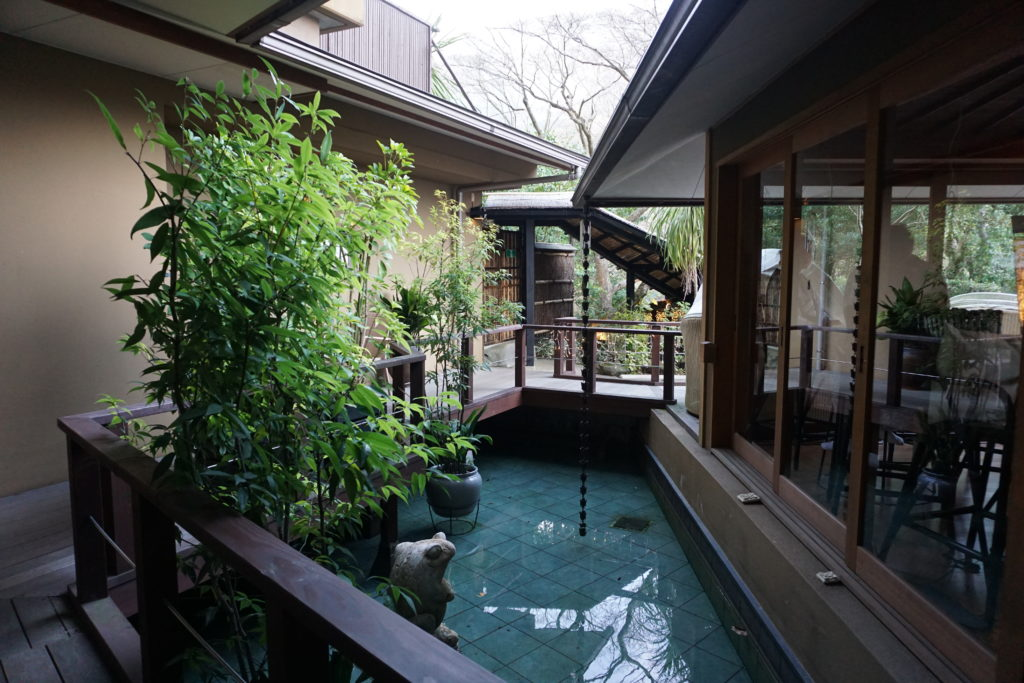 Hakone Ryokan With Private Onsen In Room