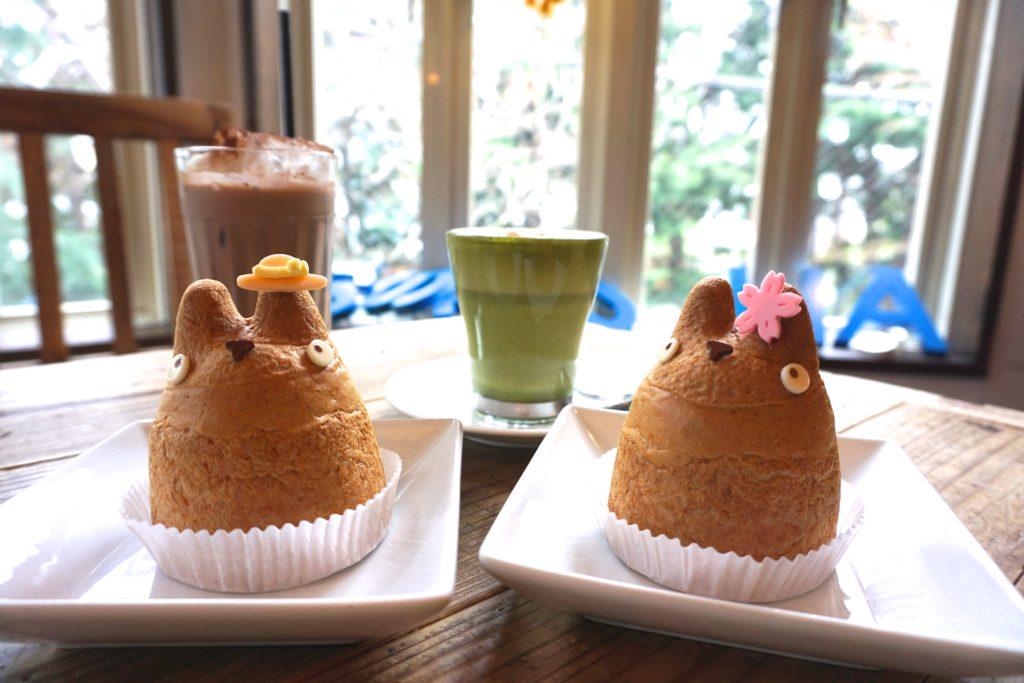 CUTE, WEIRD & BEST PLACES TO EAT IN TOKYO
