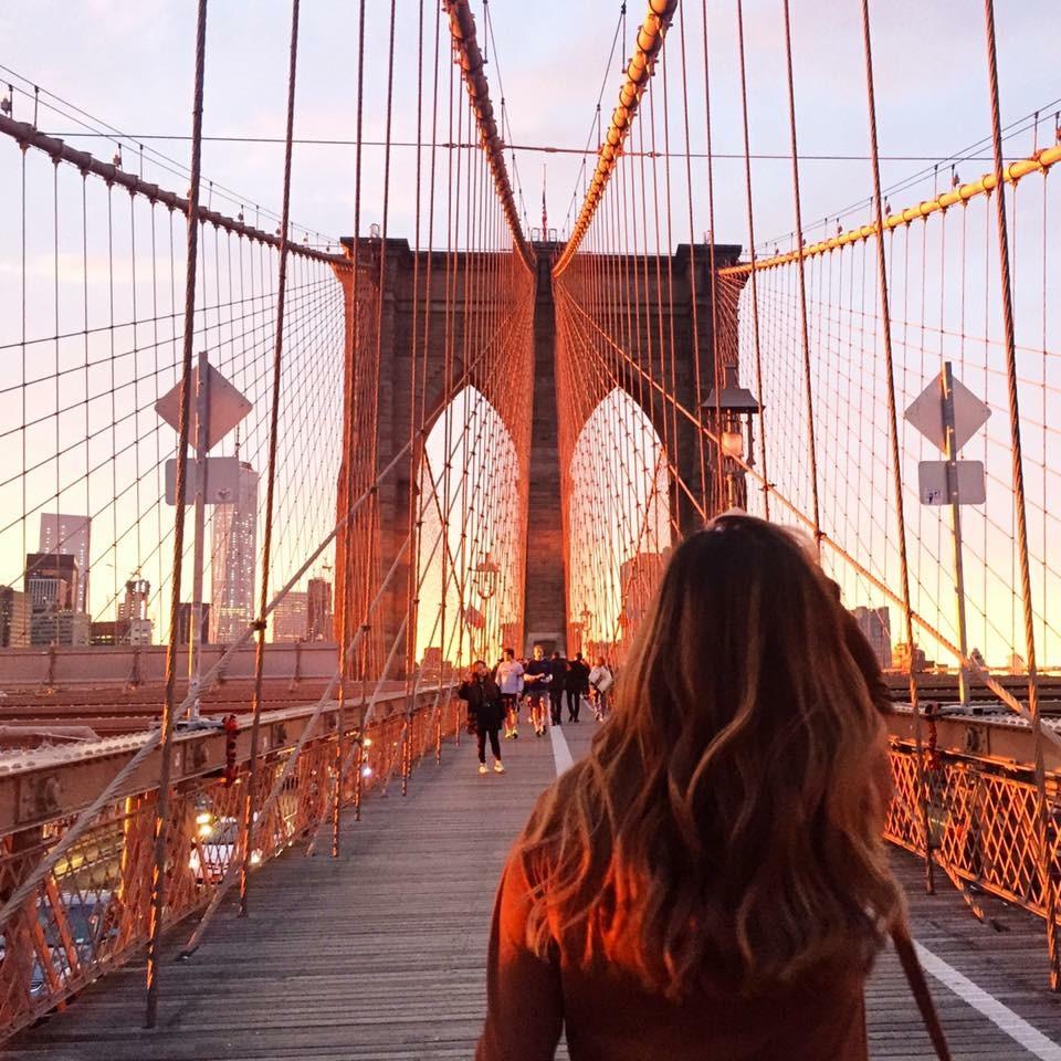 Brooklyn Bridge Walk
