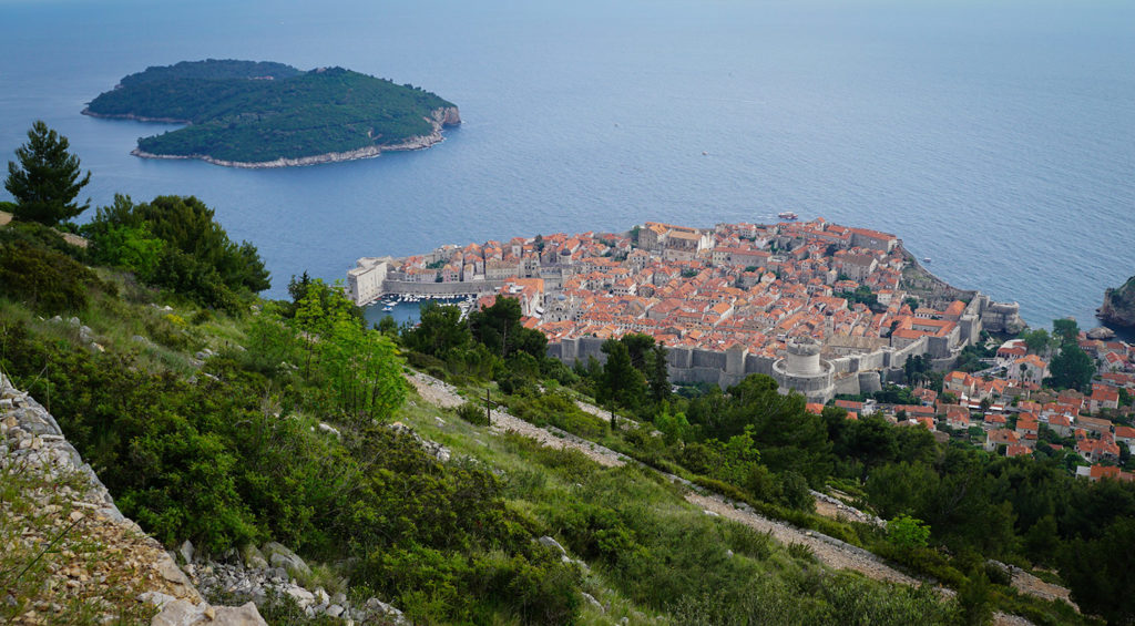 Dubrovnik-from-above