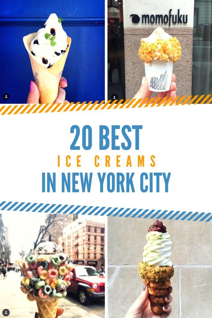 Best Ice Creams In New York