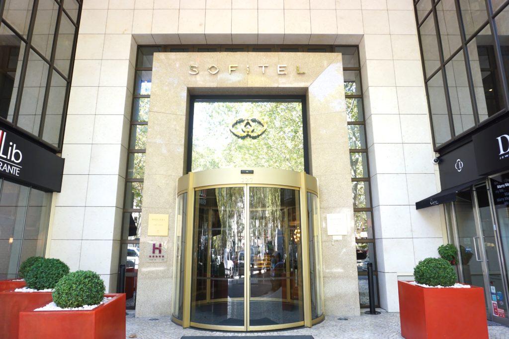 Sofitel lisbon luxury hotel review for Luxury hotels lisbon