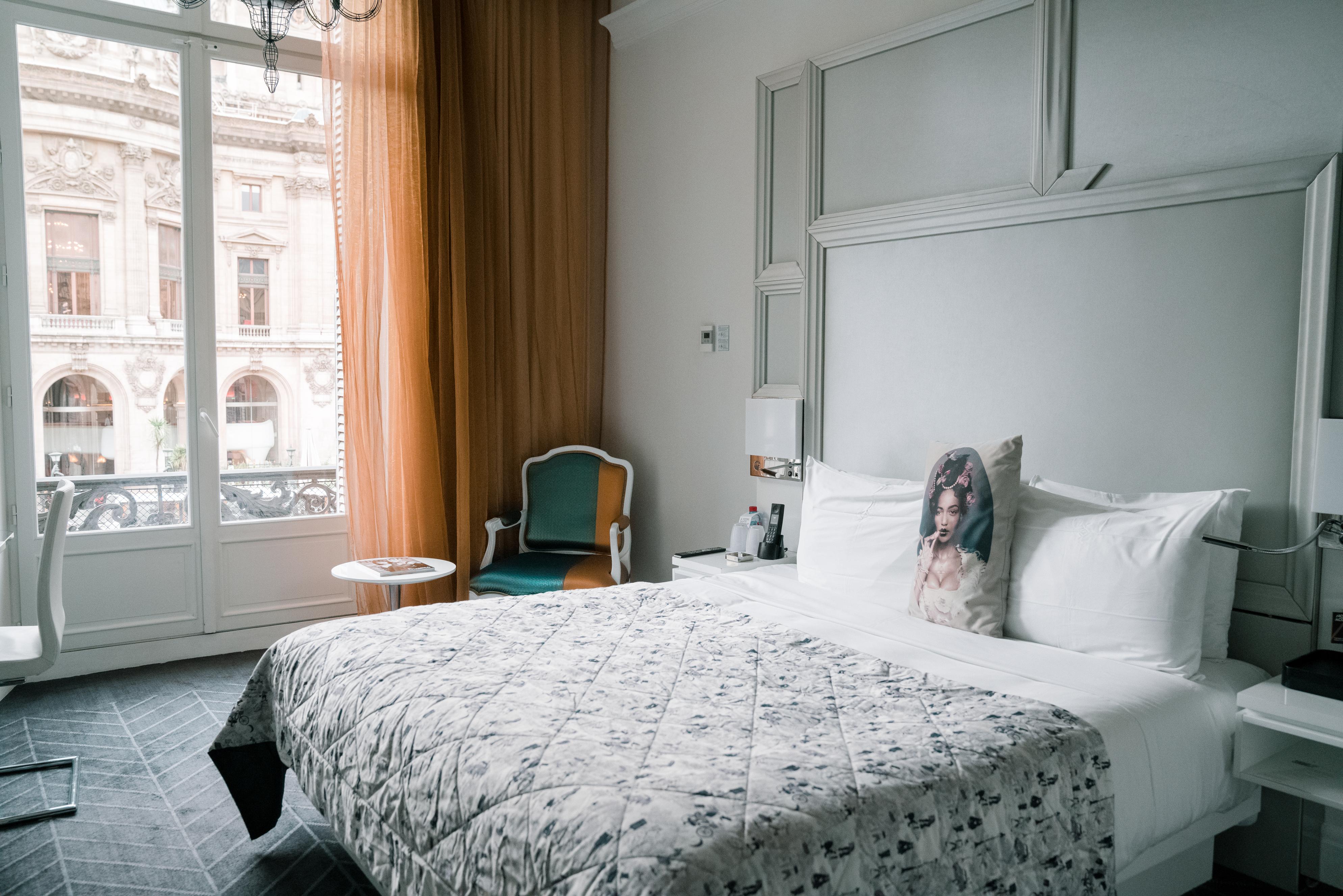 W Paris Hotel