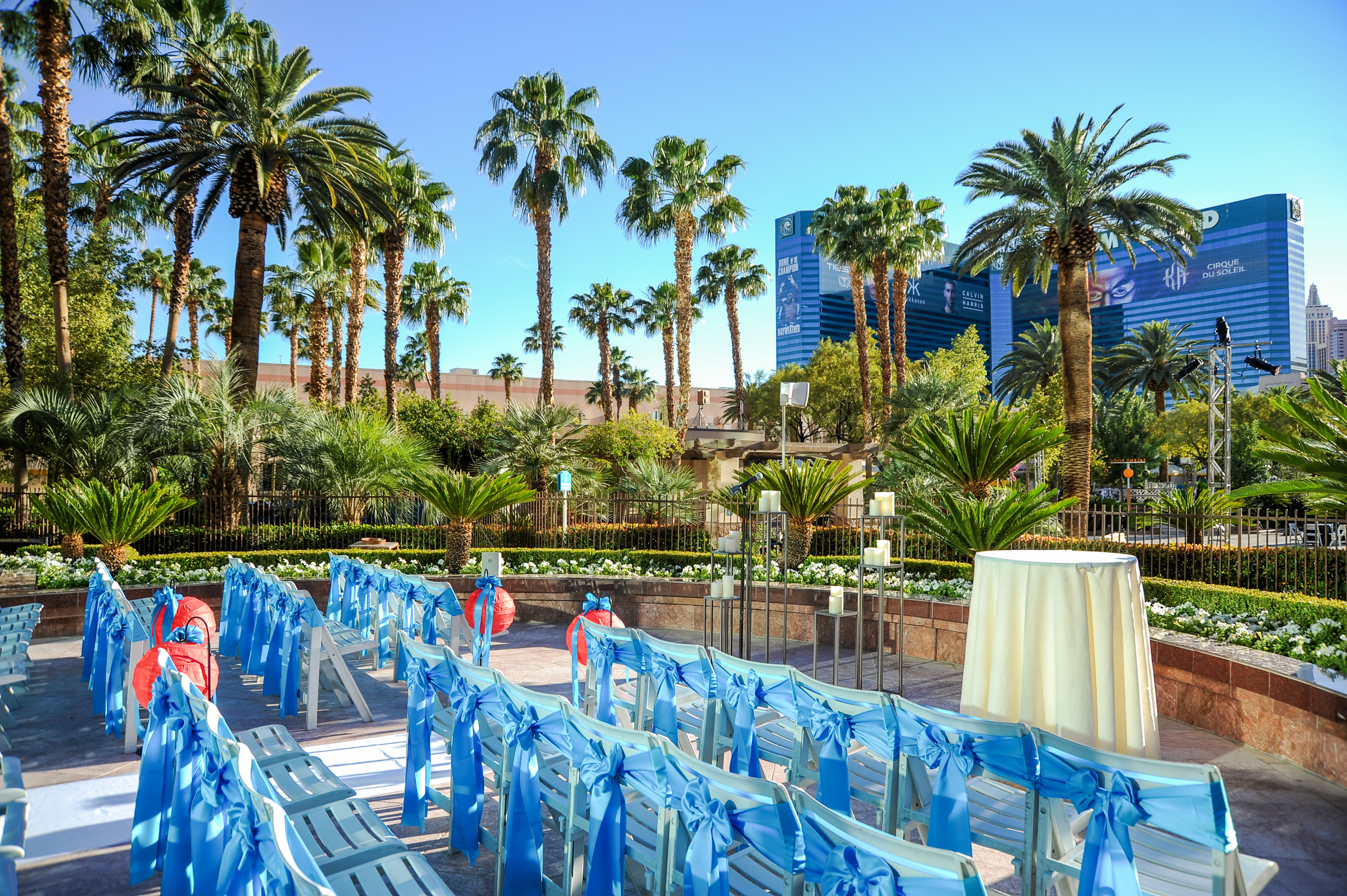 MGM Resort Weddings